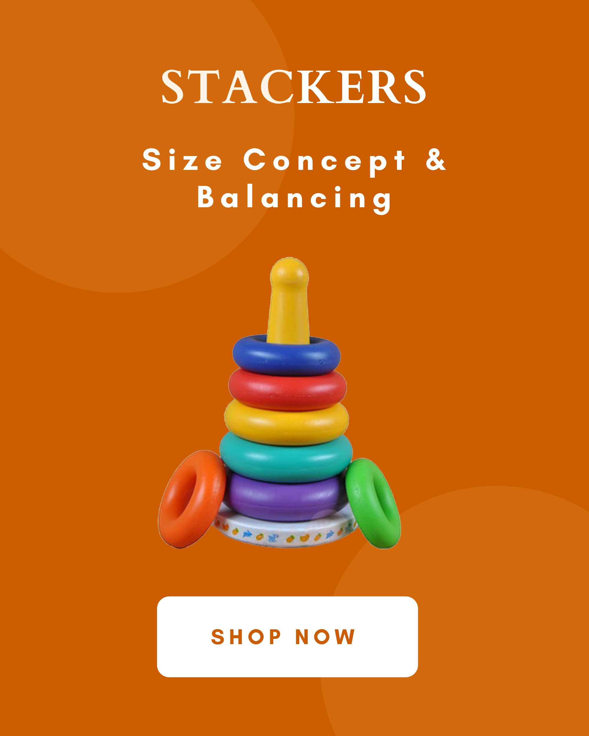 Stackers Toy Online In India at GiftWaley