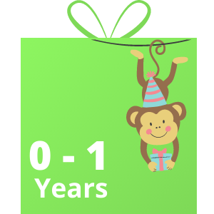 Toy Gifts for Zero to One Year Baby Online In India at GiftWaley