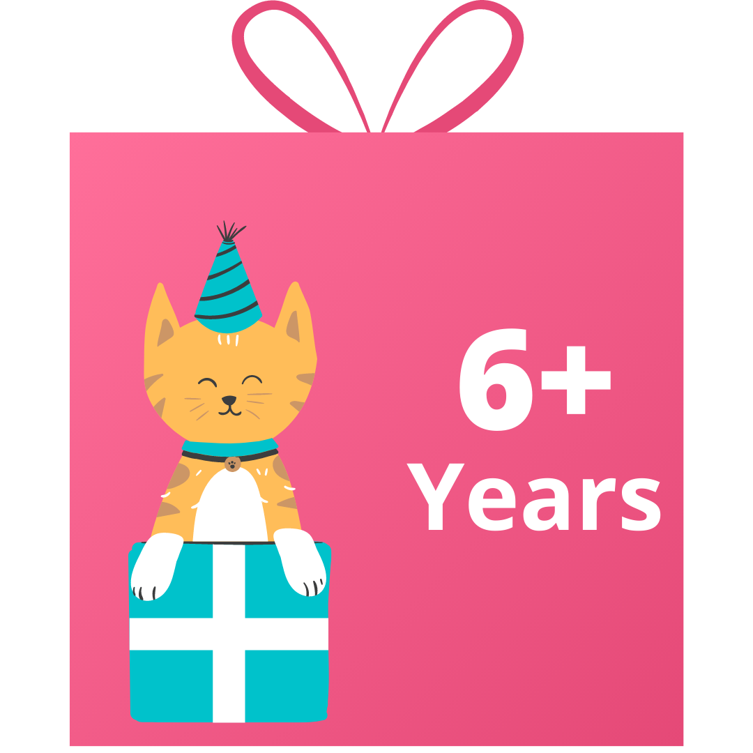 Toys &  Games Gifts for Six Years and above Kids Online In India - GiftWaley