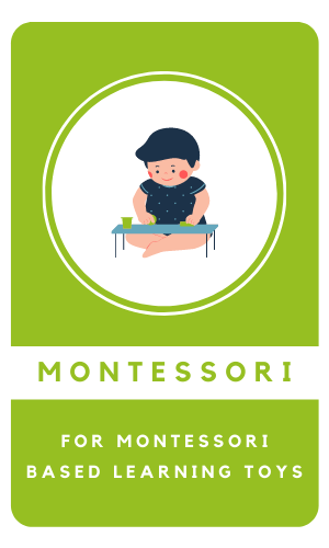 Wooden Montessori Educational Toys Online at GiftWaley