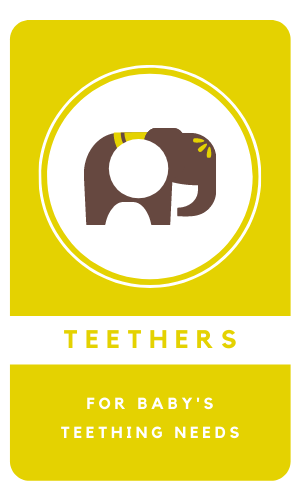 Wooden Teethers Educational Toys Online at GiftWaley