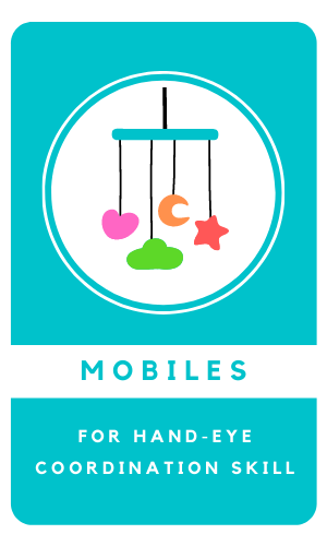 Wooden Baby Mobiles Educational Toys Online at GiftWaley