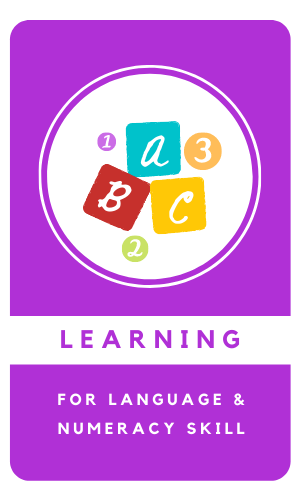 Wooden Language and Numeracy Learning Educational Toys Online at GiftWaley