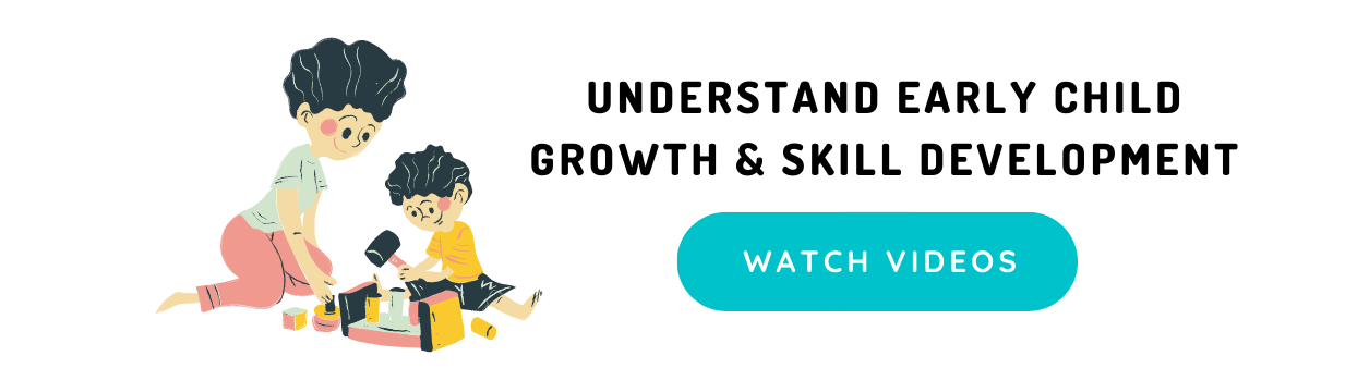 Understand Early Child Growth and Skill Development with Videos on GiftWaley