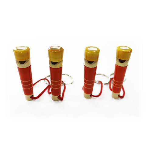 Buy Aatike Melodious Wooden Whistle Channapatna Toy Fun - GiftWaley.com