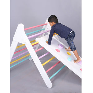 Buy Ariro Coloured Pikler Triangle Play - GiftWaley.com
