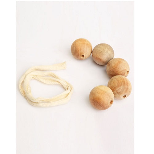 Buy Ariro Wooden Grasping Beads - GiftWaley.com