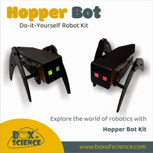 Load image into Gallery viewer, Box of Science Hopper Bot Kit