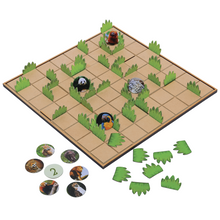 Load image into Gallery viewer, Chalk & Chuckles Claim and Save Strategy Board Game