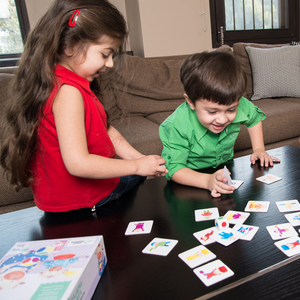 Chalk & Chuckles Pajama Party Logical Cards Game