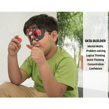 Load image into Gallery viewer, Chalk & Chuckles Super Math Spy Cards Game