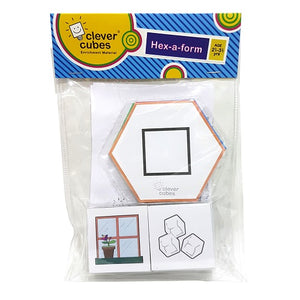 Buy Clever Cubes Hex A Form Card Game - GiftWaley.com