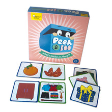 Load image into Gallery viewer, Buy Clever Cubes Peek A Boo Card Game - GiftWaley.com