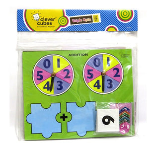 Buy Clever Cubes Triple Spin Board Game - GiftWaley.com
