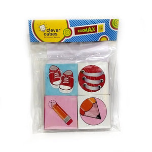 Buy Clever Cubes Zoomax Puzzle Game - GiftWaley.com