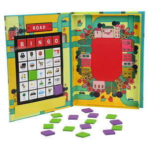 CocoMoco Bingo With Magnet Educational Game
