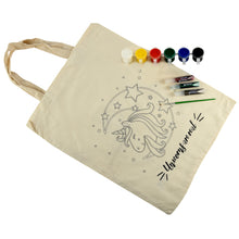 Load image into Gallery viewer, CocoMoco Colour Unicorn Activity Bag Set