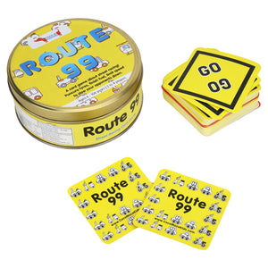 CocoMoco Route 99 Card Game