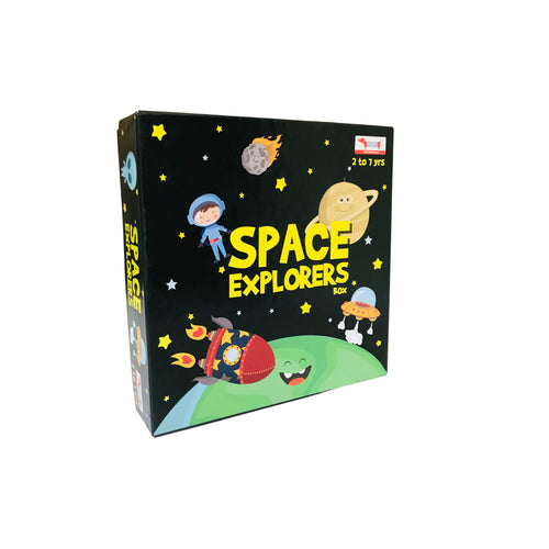 Buy CocoMoco Space Explorers Solar System Activity Box - GiftWaley.com