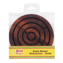 Load image into Gallery viewer, Buy Desi Toys Labyrinth, Swirl, Bada Bhool Bhulaiya Maze Game - GiftWaley.com