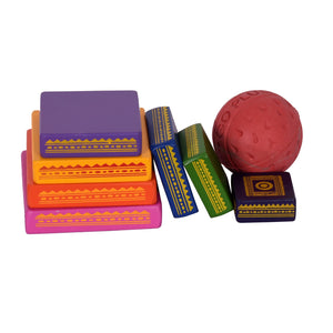 Buy Desi Toys Seven Stones, Lagori Game - GiftWaley.com