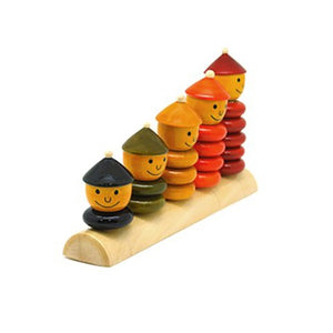 Buy Fairkraft Numbers Counting Toy - Peppy Five - GiftWaley.com