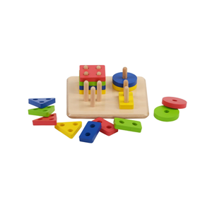 Buy HABA Geomentric Shape Sorting Learning Board - GiftWaley.com