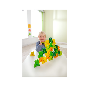 Buy HABA Parquet 3D Frogs Wooden Stacker Toy - GiftWaley.com