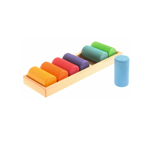 Buy HABA Shapes and Colours Building Set Wooden Toy - GiftWaley.com
