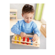 Load image into Gallery viewer, Buy HABA Toddler Imbucare Peg Box Montessori Material - GiftWaley.com