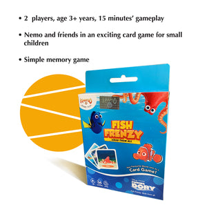 Buy Kaadoo Disney Fish Frenzy Finding Dory Card Game - GiftWaley.com