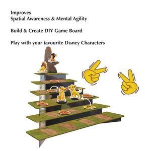 Buy Kaadoo Disney Steps To Pride Rock-Tabletop Game - GiftWaley.com