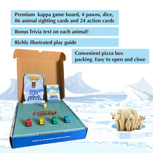 Load image into Gallery viewer, Buy Kaadoo Grand Tundra Arctic Circle Wildlife Safari Adventure Board Game - GiftWaley.com