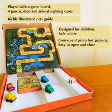 Load image into Gallery viewer, Buy Kaadoo Lion's Den Jungle Safari Board Game - GiftWaley.com