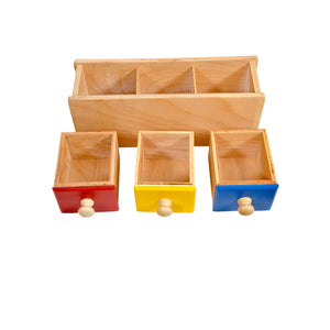Kidken Box with Bins