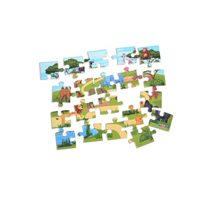 Kidken Forest Jigsaw Puzzle Game