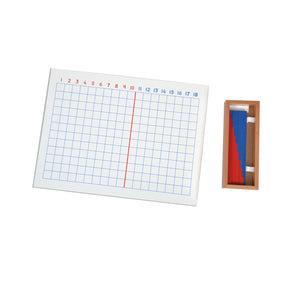 Kidken Montessori Addition Learning Board