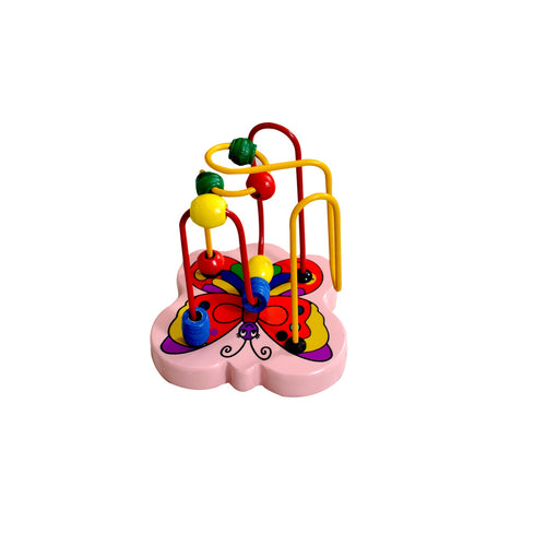 Buy Kidken Montessori Bead Traveller - Butterfly - GiftWaley.com