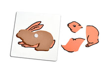Load image into Gallery viewer, Kidken Rabbit Puzzle Game