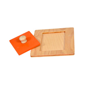 Kidken Rectangle Puzzle Board