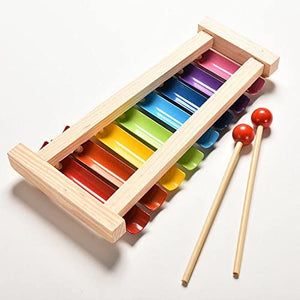 Buy Kidken Wooden Classic Multicolor Xylophone Musical Toy - GiftWaley.com