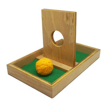 Load image into Gallery viewer, Buy Kido Toys Imbucare Board With Knit Ball Montessori Material - GiftWaley.com