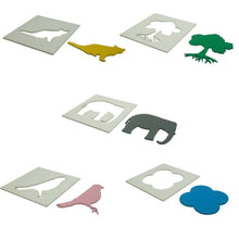 Load image into Gallery viewer, Buy Kido Toys Single Piece Puzzles Montessori Material - GiftWaley.com