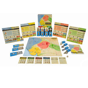 Kitki Samrat Strategy War Board Game