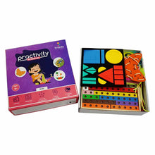 Load image into Gallery viewer, Buy Kreedo Practivity Toy Box - Level 1, For 3-4 Year Olds - Box - GiftWaley.com