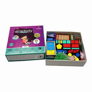 Buy Kreedo Practivity Toy Box - Level 2, For 4-5 Year Olds - Box - GiftWaley.com
