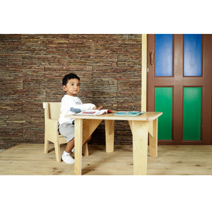 Buy Littles' Planet Montessori Wooden Arm Chair  - Child Play - GiftWaley.com