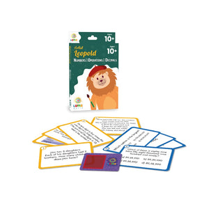 Buy Luma World Artist Leopold Flashcards - Content - GiftWaley.com