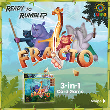 Load image into Gallery viewer, Buy Luma World Fracto Educational Card Game - Cover - GiftWaley.com