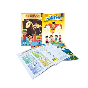 Buy Luma World Galaxy Raiders Educational Activiy Kit - Workbook - GiftWaley.com